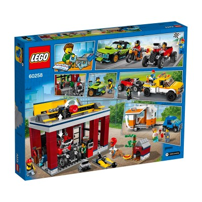 Lego City: Tuning Workshop (60258) 2