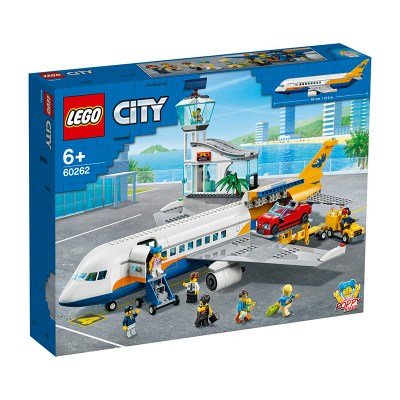 Lego City: Passenger Airplane (60262) 1