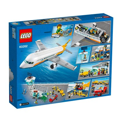 Lego City: Passenger Airplane (60262) 2