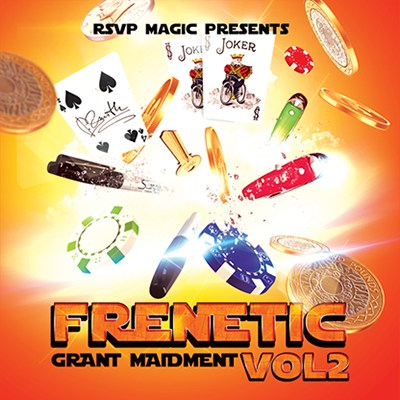 Frenetic Vol. 2 by RSVP Magic - DVD