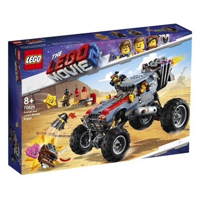 Lego Movie: Emmet & Lucy's Escape Buggy! (70829) 1