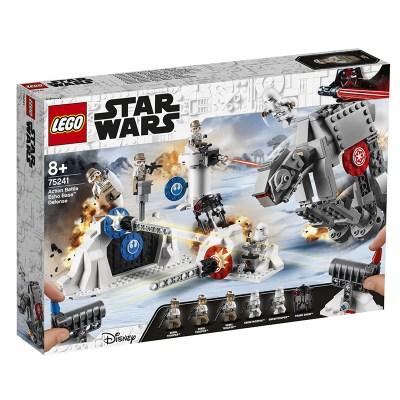 Lego Star Wars: Action Battle Echo Base Defence (75241) 1