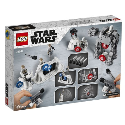 Lego Star Wars: Action Battle Echo Base Defence (75241) 2