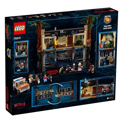Lego Stranger Things: The Upside Down (75810) 2