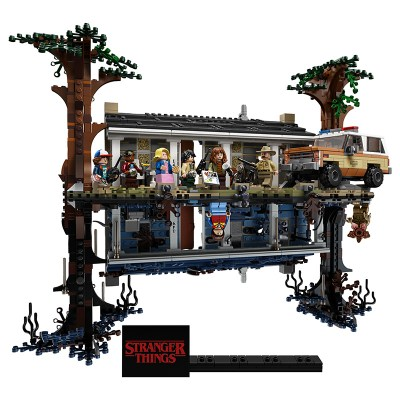 Lego Stranger Things: The Upside Down (75810) 3