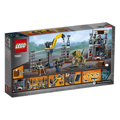 Lego Jurassic World: Dilophosaurus Outpost Attack (75931) 2