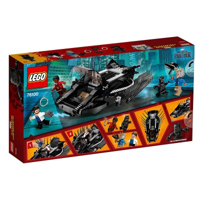 Lego Marvel: Royal Talon Fighter Attack (76100) 2