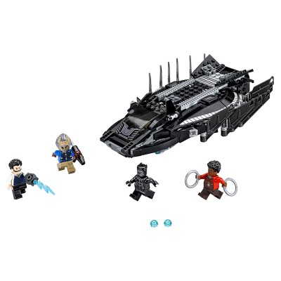Lego Marvel: Royal Talon Fighter Attack (76100) 3
