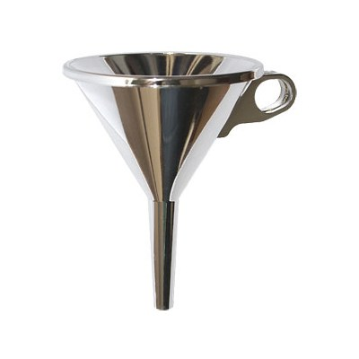 Automatic Comedy Funnel (Silver) by Bazar De Magia