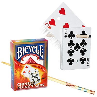 Chinese Rising Deck - Bicycle
