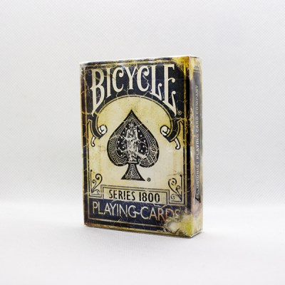 Bicycle Vintage 1800 Marked Blue Deck by Ellusionist