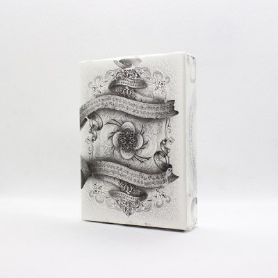 Arcane White Deck by Ellusionist 2