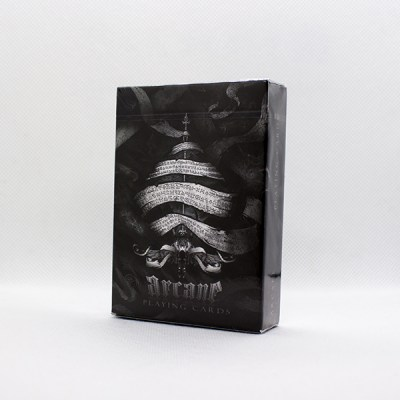 Arcane Black Deck by Ellusionist