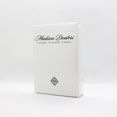 Madison Dealers Green Deck by Ellusionist