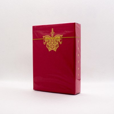 Knights Red Deck by Ellusionist