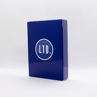 LTD Blue Deck by Ellusionist
