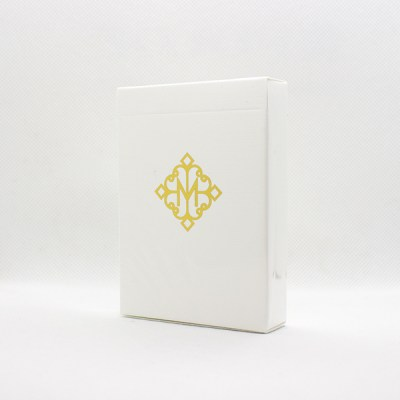 Madison Revolvers Gold Deck by Ellusionist