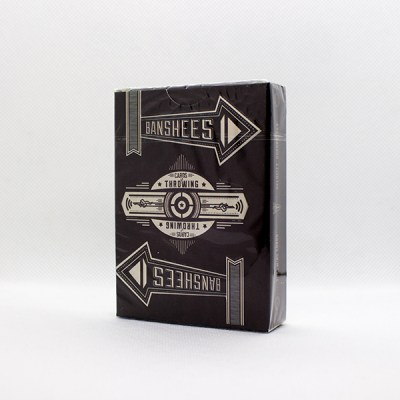 Banshees: Cards For Throwing 2