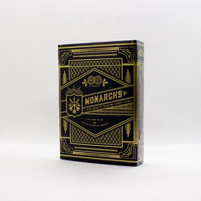 Monarchs Blue Deck by Theory11