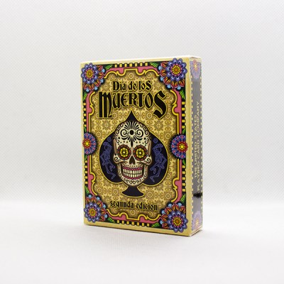 Dia De Los Muertos Original Deck (2nd Edition)