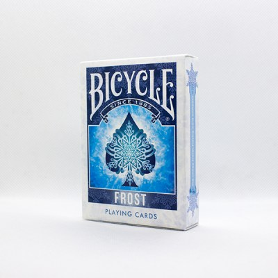 Bicycle Frost Deck by Collectable Playing Cards