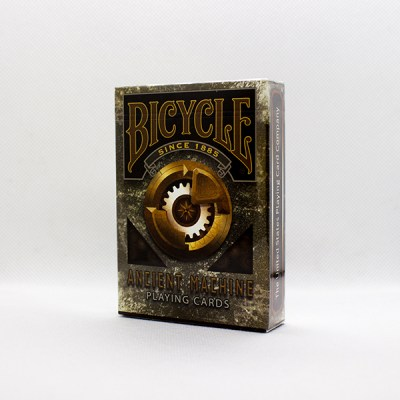 Bicycle Ancient Machine Deck by Collectable Playing Cards