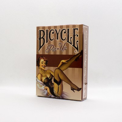 Bicycle Pin-Up Deck by Collectable Playing Cards