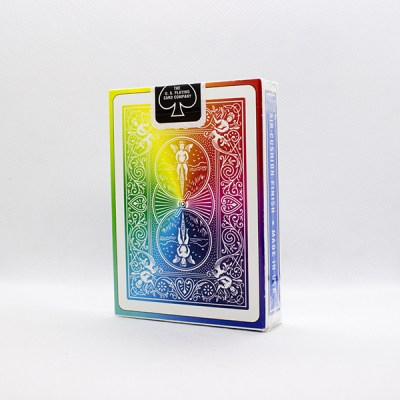Bicycle Rainbow Deck by USPC 2