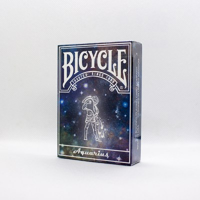 Bicycle Aquarius Deck by USPC