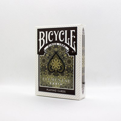 Bicycle Elemental Earth Deck by Collectable Playing Cards