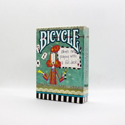 Bicycle Dolly Mama Deck by USPC