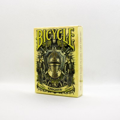 Bicycle Knights Deck