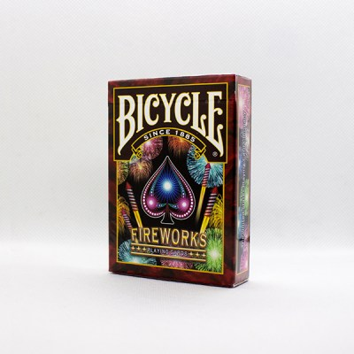 Bicycle Fireworks Deck by Collectable Playing Cards