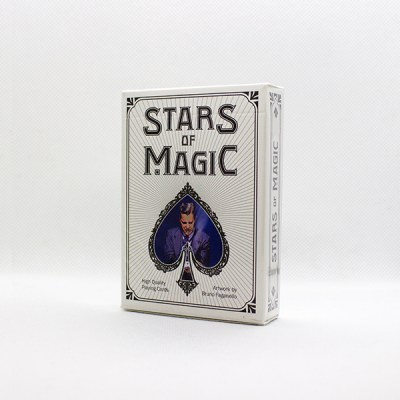 Stars Of Magic White Deck by Lo Scarabeo