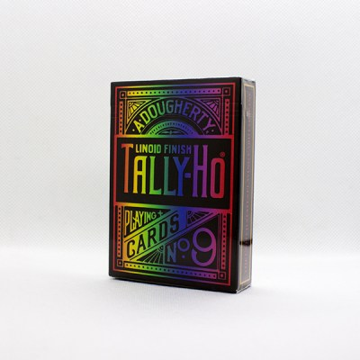 Tally-Ho Spectrum Deck by USPC
