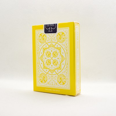 Tally-Ho Reverse Fan Back Yellow Deck by Aloy Studios 2