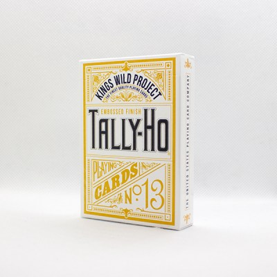 Tally-Ho Kings Wild Project Deck by Jackson Robinson