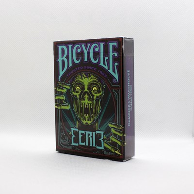 Bicycle Eerie Purple Deck by Gambler's Warehouse