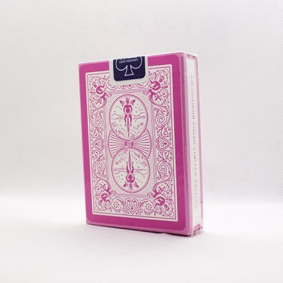 Bicycle Lovely Bear Pink Deck by USPC 2