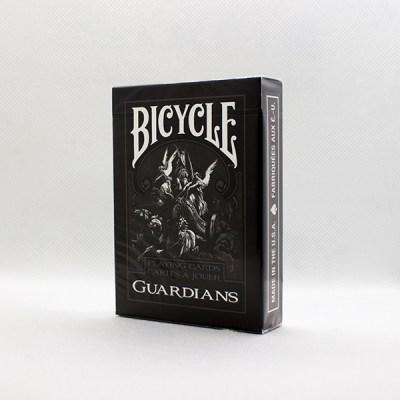 Bicycle Guardians Deck by USPC
