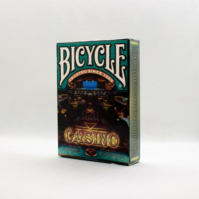 Bicycle Casino Deck by Collectable Playing Cards