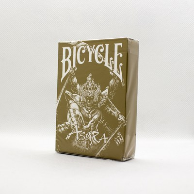 Bicycle Asura Gold Deck by Card Experiment