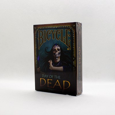 Bicycle Day Of The Dead Deck by Collectable Playing Cards
