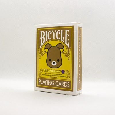 Bicycle Rilakkuma Deck by USPC