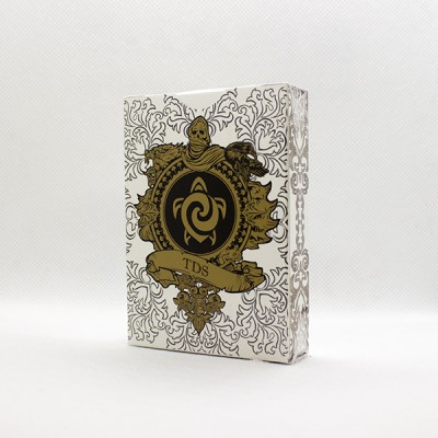 Arcanum White Deck by Gambler's Warehouse 2