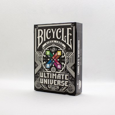 Bicycle Ultimate Universe Colored Deck by Gambler's Warehouse