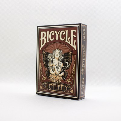 Bicycle Butterfly Deck by USPC