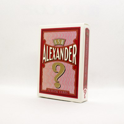 Ask Alexander Deck (Limited Edition) by Conjuring Arts