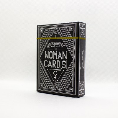 The Woman Cards Deck