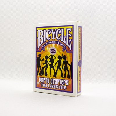 Bicycle Party Starters 70's Deck by USPC